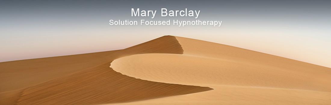 Mary Barclay Hypnotherapy