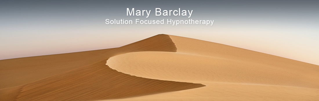 Mary Barclay Hypnotherapy